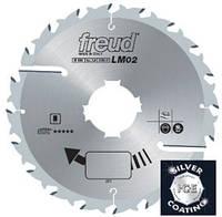 Пилы Freud LM02 по массиву древесины с уменьшенной толщиной пропила и подр. ножами