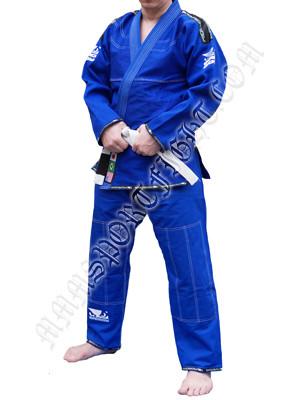 Кімоно для Бразильського Джиу Джитсу BAD BOY Синє