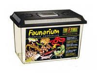 Фаунариум пластиковый Exo Terra Faunarium Plastic PT2300,  36х21х16 см