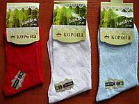 Сетка. Женские носки Корона. Р. 37- 42. Бамбук., фото 1