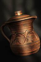 Керамический сливочник