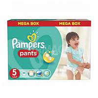 Подгузники - трусики Pampers Pants Junior 5 (12 -18 кг) MEGA BOX 96 шт (Унисекс)