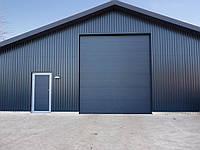 Ворота промышленные секционные «Alutech»