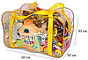Сумка в роддом/для игрушек ORGANIZE (желтый), фото 2