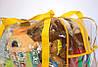 Сумка в роддом/для игрушек (желтый), фото 5