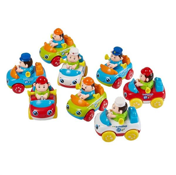 Игрушка Huile Toys Рабочая Машинка