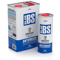 Концентрат антифриза для охлаждения двигателя Antifreeze Blue BS (ж/б  1,1 кг)