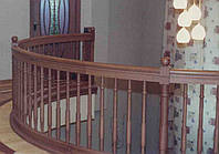 Балясина классическая из дерева