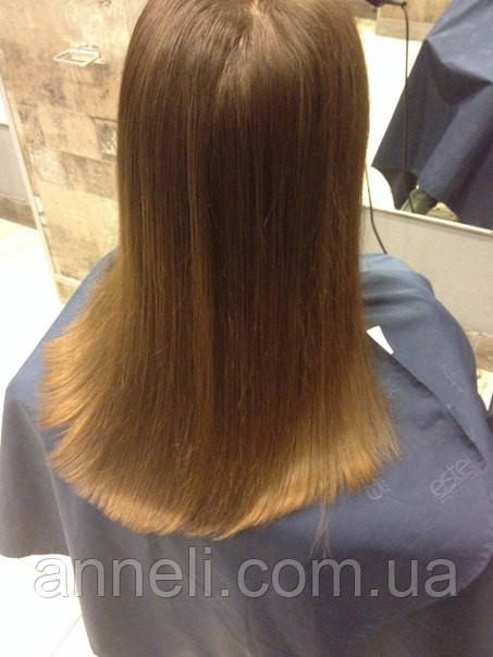 Выпрямление волос Днепр недорого