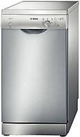 Посудомоечная машина Bosch SPS 53E18 EU (45 см, бош, отдельностоящая, 9 персон, 5 программы )