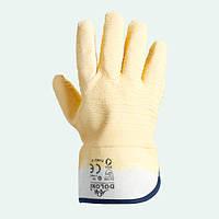 Перчатки стекольщика DOLONI (манжет крага)