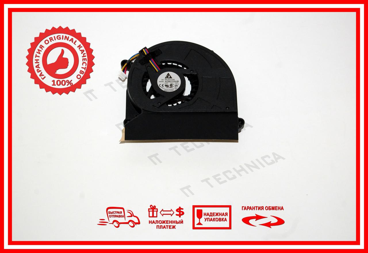 Вентилятор ASUS K50 K50I Тип1 KDB0705HB