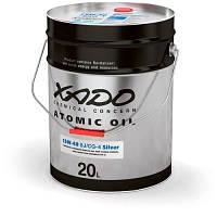 Тормозная жидкость XADO DOT-4 XA (бочка 60 л)