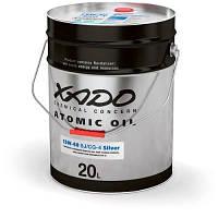 Тормозная жидкость XADO DOT-4 XA (ведро 20 л)