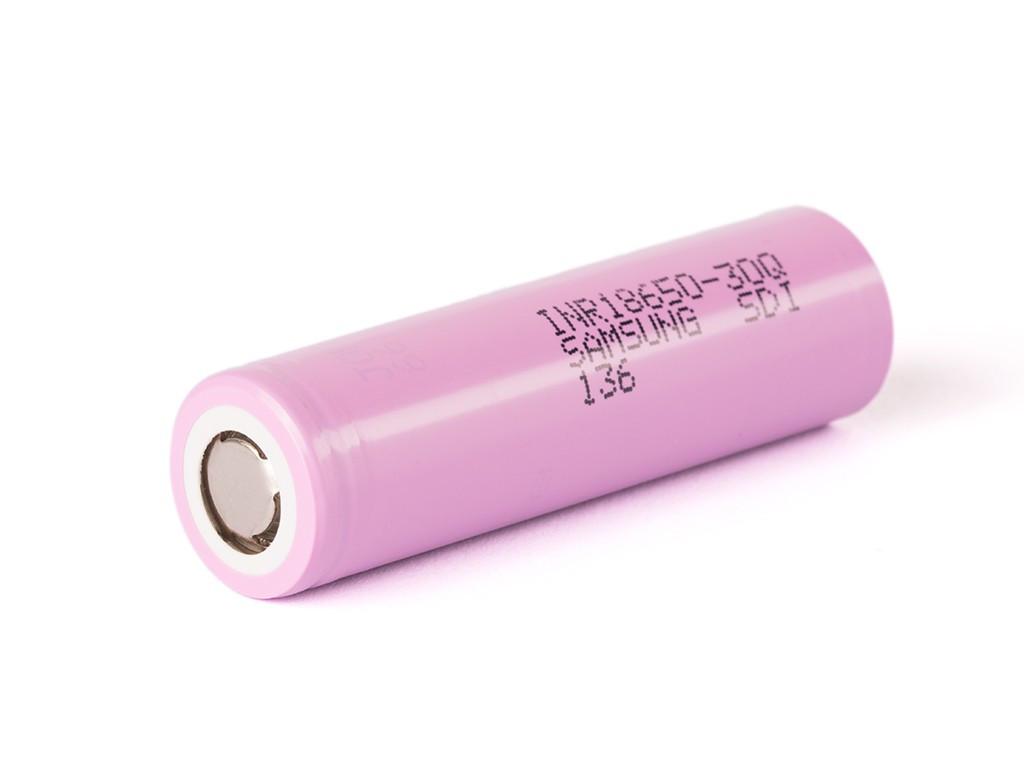 Аккумулятор Samsung INR18650-30Q