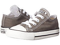 Детские кеды Converse Chuck Taylor All Star Low Grey (конверсы )