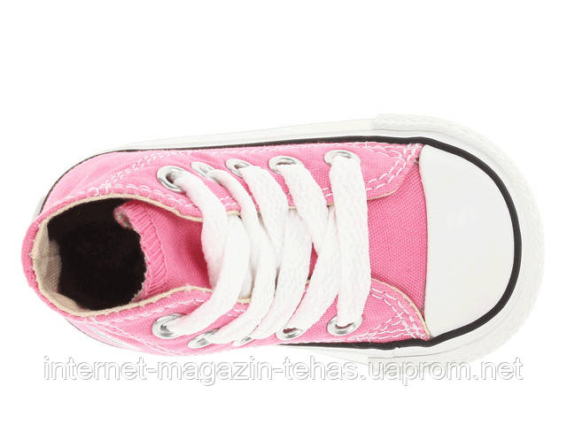 f1614a87ac35 ... Детские кеды Converse Chuck Taylor All Star High Pink (конверсы оригинал)  ...