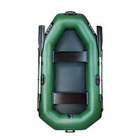 Надувная весельная лодка Ладья ЛТ-240А