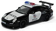 Машина металл KINSMART Porsche 911GT3 RS Police