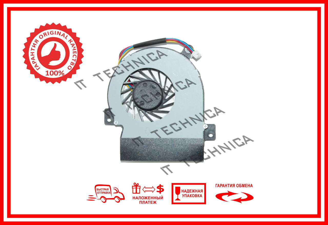 Вентилятор ASUS Eee PC 1215 1215T оригинал