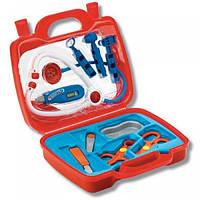 Игровой набор доктор 806 (8057) , 2 вида, в чемоданчике 40*23*4см