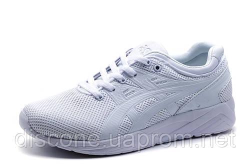 Мужские кроссовки Asics Gel-Kayano Trainer EVO , текстиль, светло-серые