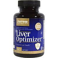 Для оптимального здоровья печени, Jarrow Formulas, 90 таблеток