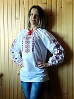 Вышитая женская блузка (014)