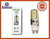 Лампа светодиодная Alesto G9 7W 230V 6000К
