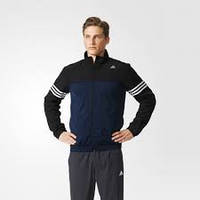 Мужская олимпийка Adidas base basemid ttop kn (Артикул: AK0377)