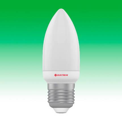 Светодиодная лампа LED 4W 2700K E27 ELECTRUM LC-5 (A-LC-1805), фото 2