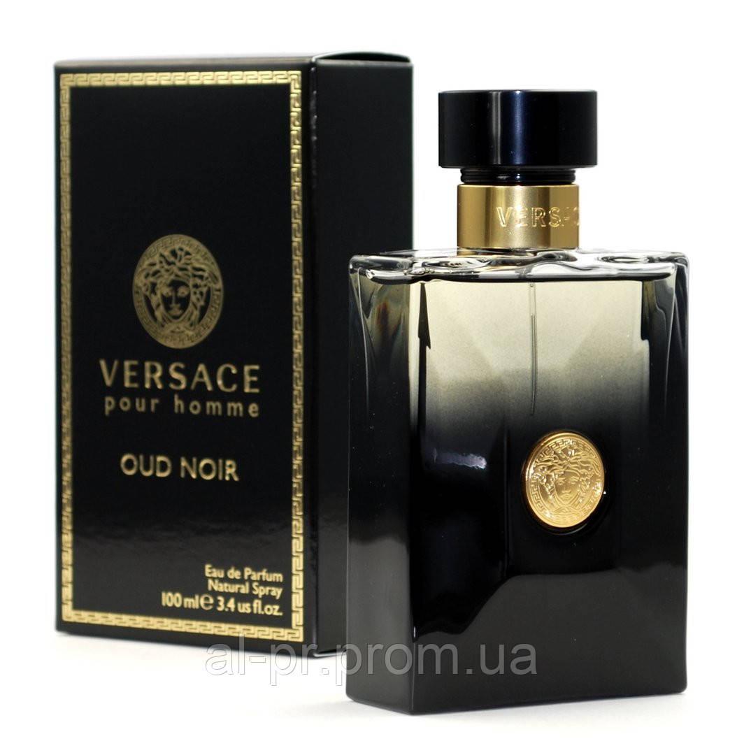 Парфюмированная вода Versace Pour Homme Oud Noir - Альянс Товары в Киеве 1b785c86227f2