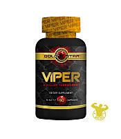 Жиросжигатель Viper от Gold Star, 90 капсул