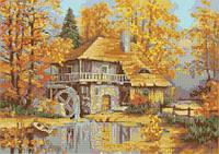 Водяная мельница  КМР 3253