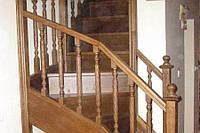 Балюстрада для лестниц,сосна