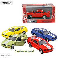 Машина металл KINSMART Ford Mustang GT 2006