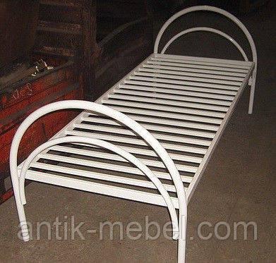 Кровать медицинская для палаты под пружинный матрас, фото 1