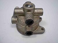 Воздухо распределитель  тормозов  прицепа  2-х  проводной. (производство ПААЗ) 11.3531010-71