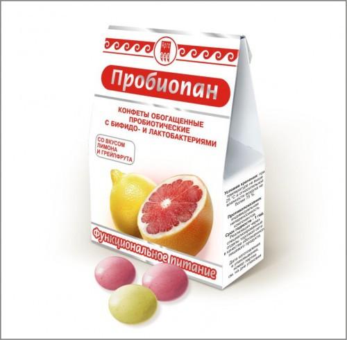 Пробиопан - нормализует микрофлору желудочно-кишечного тракта