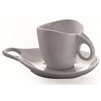 Набор из 6 чайных чашек с блюдцами Bugatti Milla