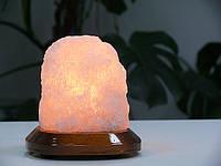 Соляная лампа Скала 1,5 кг