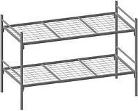 Кровать двухъярусная металлическая Бюджет, фото 1