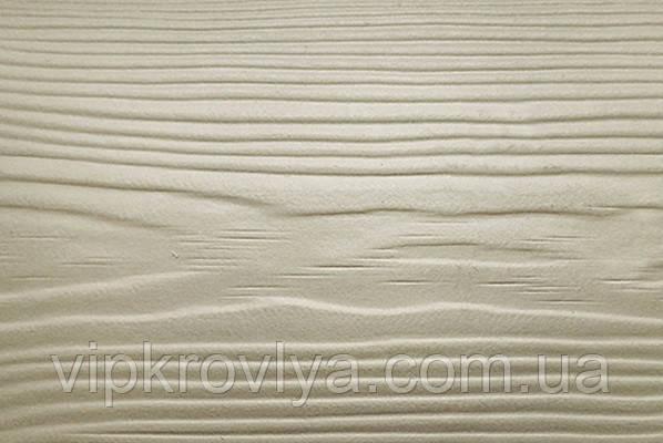"""Фиброцементный сайдинг Cedral Сlick """"Белый песок"""""""