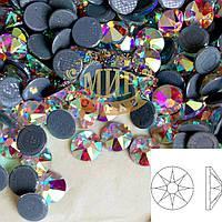 Камни Xirius Сrystals ss20 (4,6-4,8мм), цвет Сrystal AB, горячая фиксация, 100шт