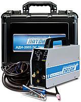 Сварочный аппарат инверторный 200 А АДИ-200 S DC TIG/MMA Патон