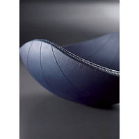 Фруктовница Bugatti NinnaNanna в коже синяя