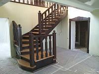 Столб квадратный для лестниц