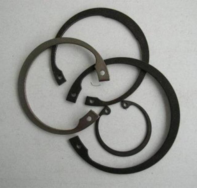 Стопорные кольца ГОСТ 13943-86, DIN 472   Фотографии принадлежат предприятию Крепсила