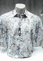 Рубашка мужская, короткий рукав Savano  (М,)