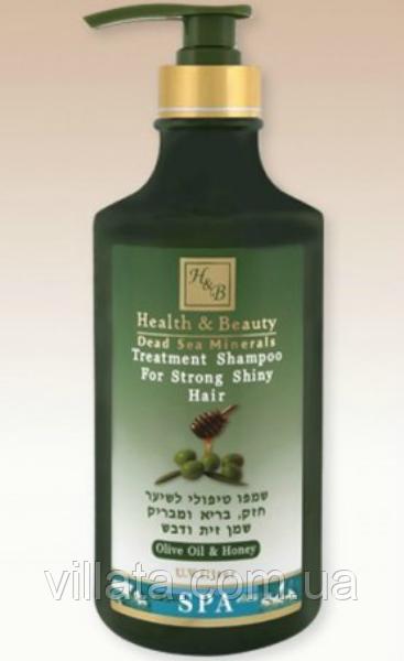 """Шампунь """"Оливковый"""" Health&Beauty 780 Израиль"""